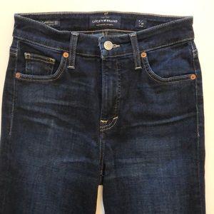 Lucky Brand Bridgette Skinny Jeans Size 25/0